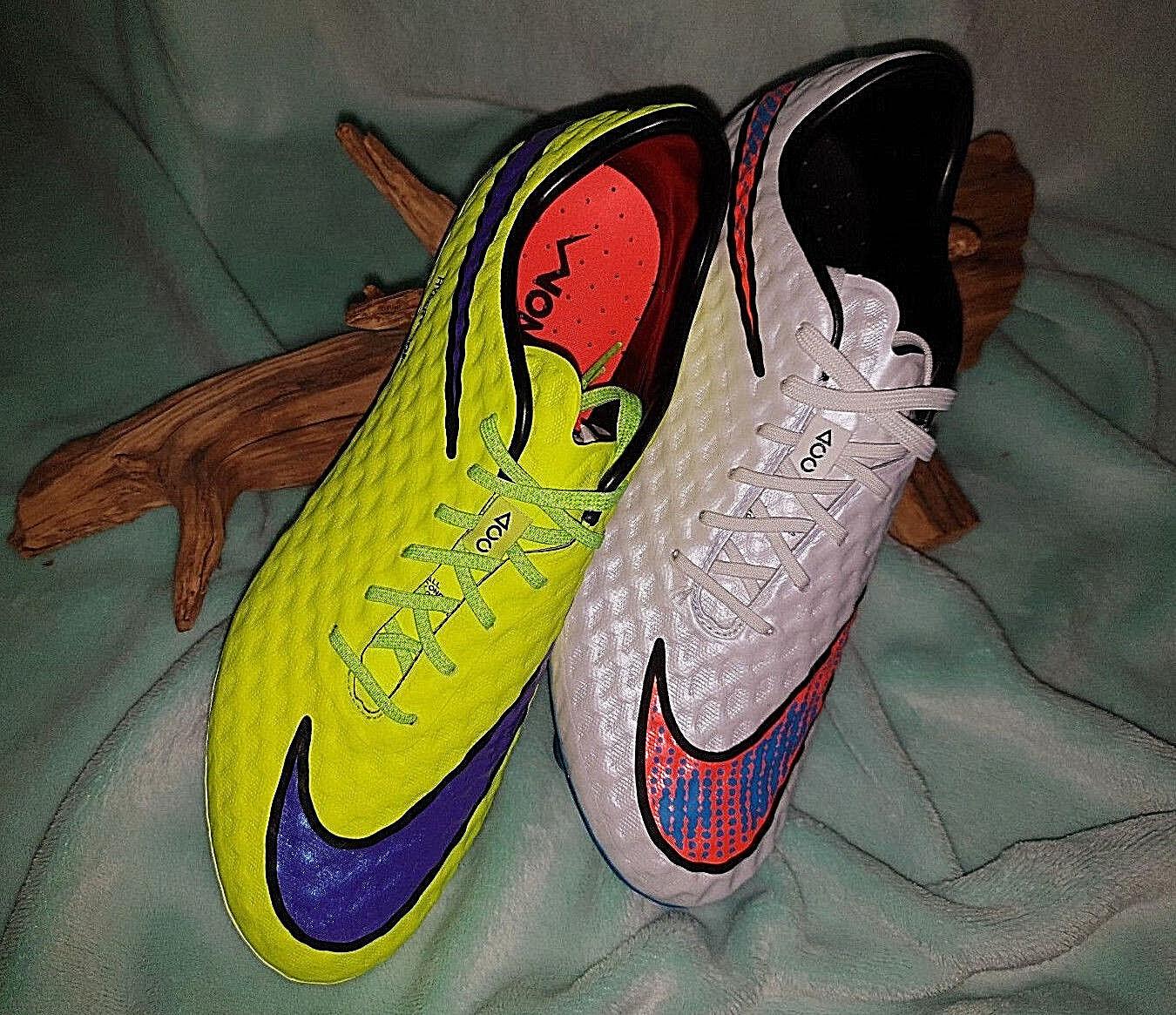 Nike Hypervenom Phantom SG - Pro Pro Pro Fußballschuhe Stollen NEU + Tasche + Schlüssel 4c3d32