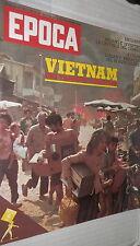 EPOCA 12 aprile 1975 Profughi Vietnam Spagna Kerouac Ciccardini Palluzzi Basket
