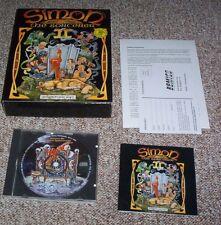 PC DOS: Simon the Sorcerer 2-Adventure Soft 1995