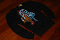 Ron English Popaganda Supersized Mcdonald's Crew Sweatshirt (large)
