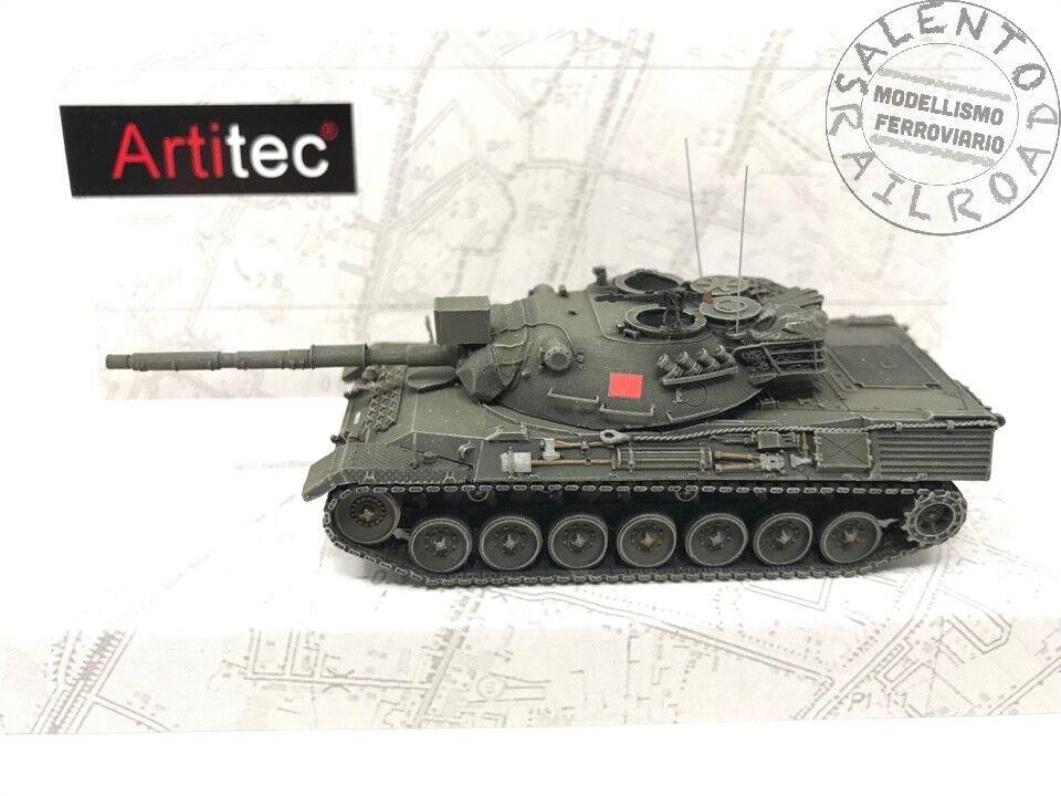 Artitec 391.003 carro armato Italiano Leopard  Corazzata Ariete   - 1 87