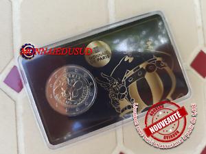 2-Euro-CC-Coincard-BU-France-2019-60-Ans-d-039-Asterix-Version-Asterix-amp-Obelix