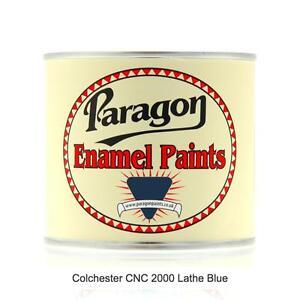 Paragon Paints Colchester CNC 2000 Lathe Blue Machinery Enamel Paint