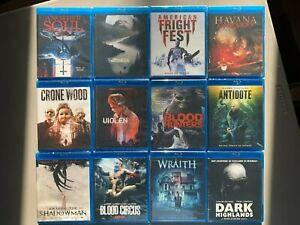 Blu-ray-lot-Another-Soul-Fright-Fest-Havana-Darkness-Blood-Hunters-Awaken-Shadow