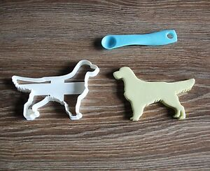 Westie Highland Terrier Custom Cookie Cutter Treat Personalized Pet Name