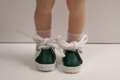 DK GREEN Sporty Tennis Doll Shoes Custom Made FOR Helen Kish RILEY /& DJ DEBs