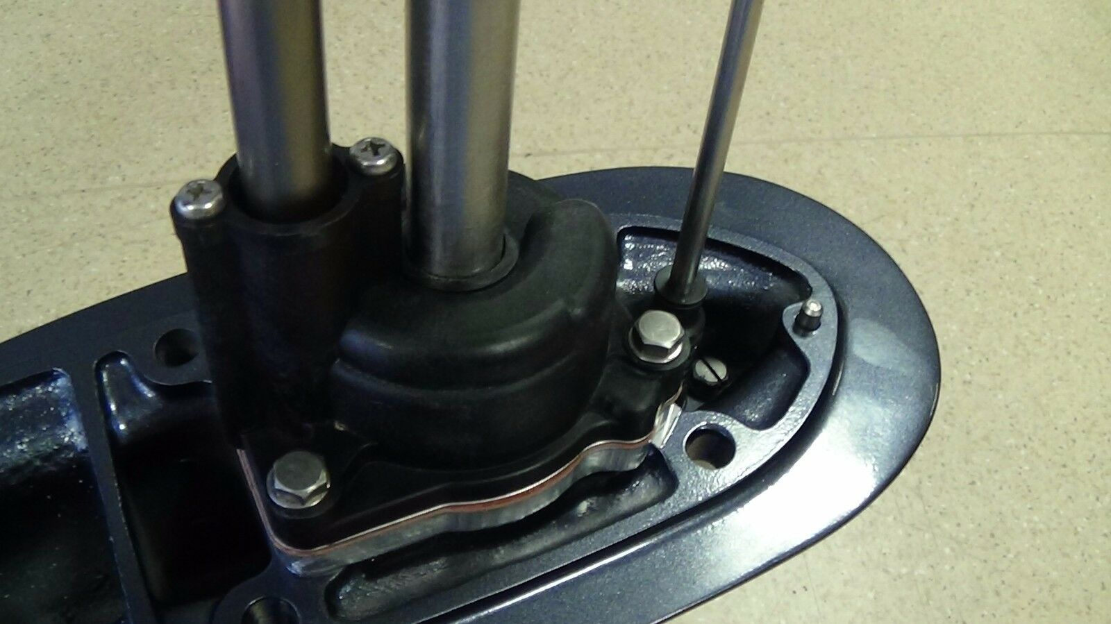 YANMAR Diesel D36 D40 D40 D40  UL LL L Lower Unit Assy 2 - 796640-02550 1eea56