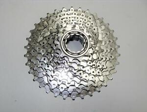 New-NOS-Shimano-CS-M580-Deore-LX-11-34-9-Speed-Hyperglide-Cassette
