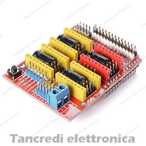 UNO-CNC-V3-0-Shield-A4988-DRV8825-Arduino-scheda-espansione-V3-FZ1350