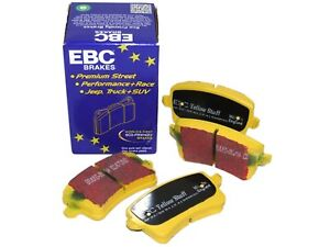 EBC DP41357R YELLOWSTUFF ULTIMATE RACE BRAKE PADS FRONT