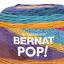 Aran Punto Tejer Crochet Artesanías 140g Ball Hilado de acrílico Bernat Pop