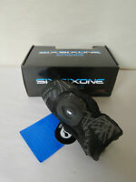 Sixsixone Cyclone 661 Wired Youth Knee Brace Youth Medium Black Motorcross-new