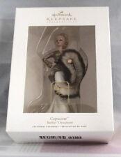 Hallmark Capucine Barbie 2009 Ornament Fashion Model Collection