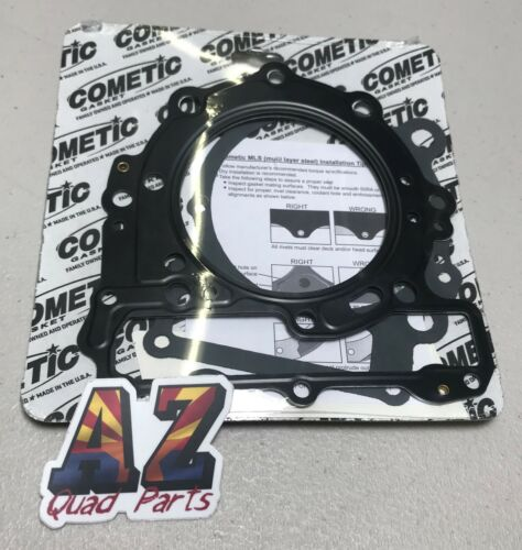 Bombardier Can Am DS650 DS 650 100mm Stock Bore Cometic Top End Gasket Kit C7711