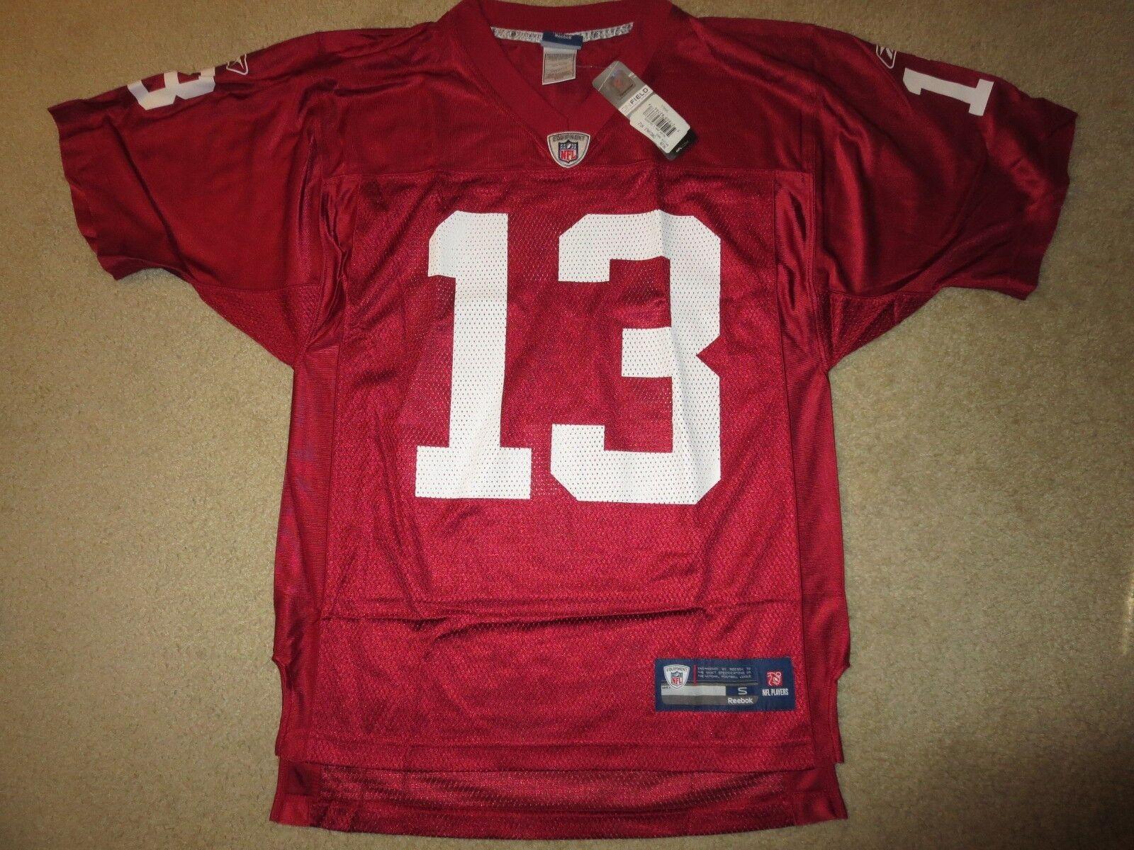 best sneakers 49618 23e50 S Sm Trikot Bowl Super Reebok Cardinals Arizona 13 Warner ...