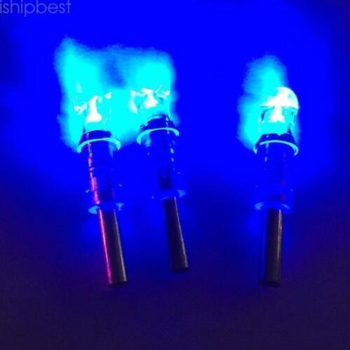 3PCS Lighted Led Crossbow Arrow Nocks for Crossbow Arrow ID 7.6mm Hunting Arrows
