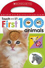 First 100 Touch and Lift: Animals by Make Believe Ideas (Board book, 2016)