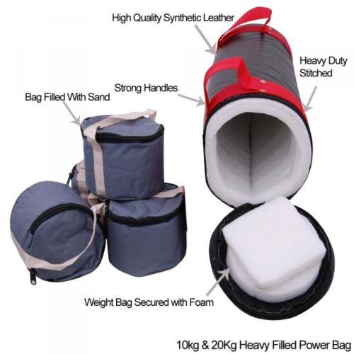 Hth 10kg puissance rempli sac de sable la Musculation Gym Crossfit Boxe MMA FITNESS