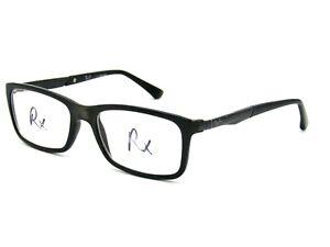 Ray Ban RB 7040L Men's Eyeglasses Frame, Matte Black. 53-17-140 #26H
