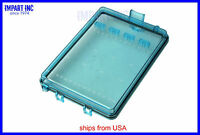 Bmw Fuse Box Clear Blue Cover Lid Cap 61 13 1 368 802