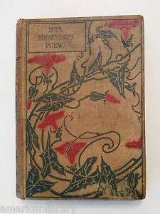 Mrs-Browning-039-s-Poems-The-Poetical-Works-of-Elizabeth-Barrett-Browning-Hurst-amp-Co