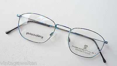Neostyle In Filigrana Metallo Occhiali Aquafarben Molla Facilmente Occhiali Versione Size M-mostra Il Titolo Originale