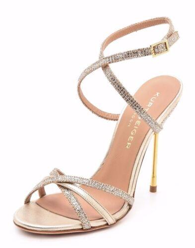 Wedding Crystal Bnib £350 Sandals 7 Geiger 6 5 Rrp 4 Bridge Shoes 5 Kurt 5 Heels XEBTqn