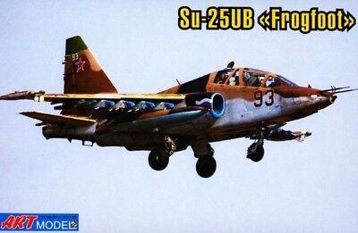 "1:72 ART Model #7212 Su-25UB Sukhoi trainer version /""Frogfoot/""  Neuheit!"