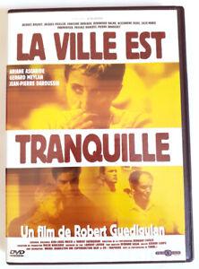 La-ville-est-tranquille-GUEDIGUIAN-ASCARIDE-dvd-Tres-bon-etat