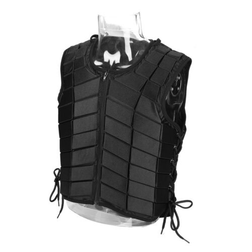 Kids//Adult Equestrian Horse Riding Jackets Body Protector Safety Vest Protection