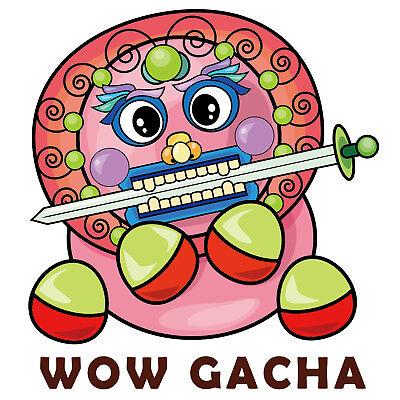 WOW GACHA