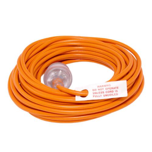 Plug Type I EXL002 20m Superpro 700 Extension Lead 3C PACVAC Thrift 650TH