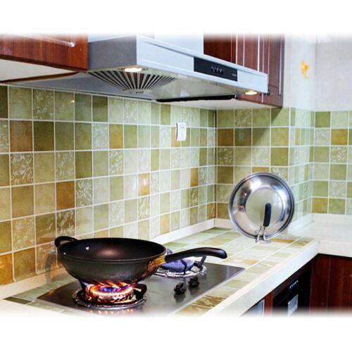 Kinds Kitchen Stove Oil Proof Sticker Self-adhesive Aluminum Foil Cabinet Paper