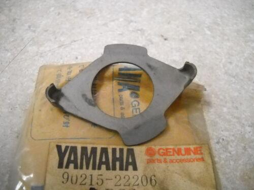 NOS OEM Yamaha Clutch Lock Washer 1983-1998 YFM200 YTM225 Tri-moto 90215-22206