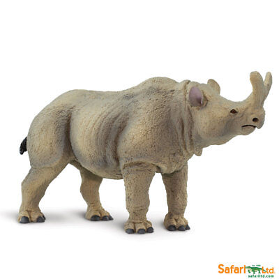 Animals & Dinosaurs Safari Ltd 100084 Megacerops 16 Cm Series Dinosaurs Novelty 2018 Relieving Heat And Thirst.