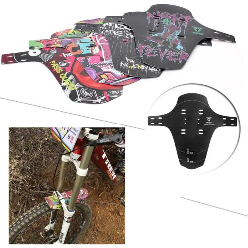 MTB Mud Guards Tire Tyre Mudguard Fenders For Bicycle Lightest Durable 4 Colors