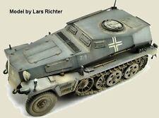 1/48th GASOLINE WWII German Sd. Kfz. 253 observation half track