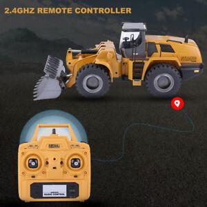 HUINA583-2-4G-1-14-RC-Electrico-Camion-Remoto-Control-Vehiculo-Modelo-Excavadora