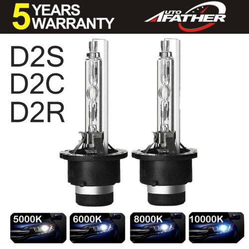 35W D2S D2R D2C Genuine OEM Xenon HID 85126 Bulbs Headlight Lamps 8K 6K 5K 10K
