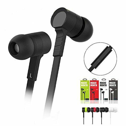 Xidier In Ear Stereo High Definition Earphones Suitable for Motorola Moto G8