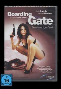DVD BOARDING GATE - SCHMUTZIGES SPIEL - Action-Thriller mit ASIA ARGENTO * NEU *