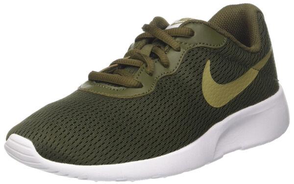 low priced e2434 eb2a1 Verde 36.5 EU Nike Tanjun (gs) Scarpe da ginnastica Basse Bambino (cargo    eBay