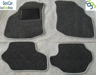 2 block FORD PUMA TAPPETI-tappetini SU MISURA per Auto