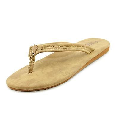 Flojos Clover Women Open Toe Synthetic Flip Flop Sandal