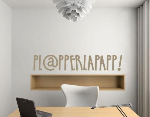 trabajos de oficina habitación habitación infantil wal175 Murales proverbios citas pl@pperlapapp