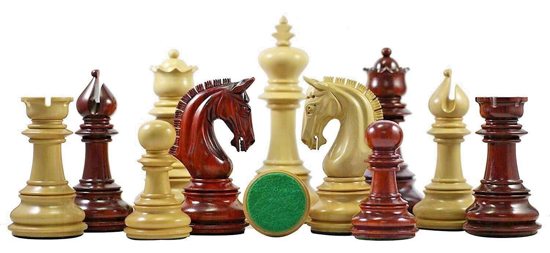 Staunton  Castle Alexeria Series Premium Chess Set 4.5   ottima selezione e consegna rapida