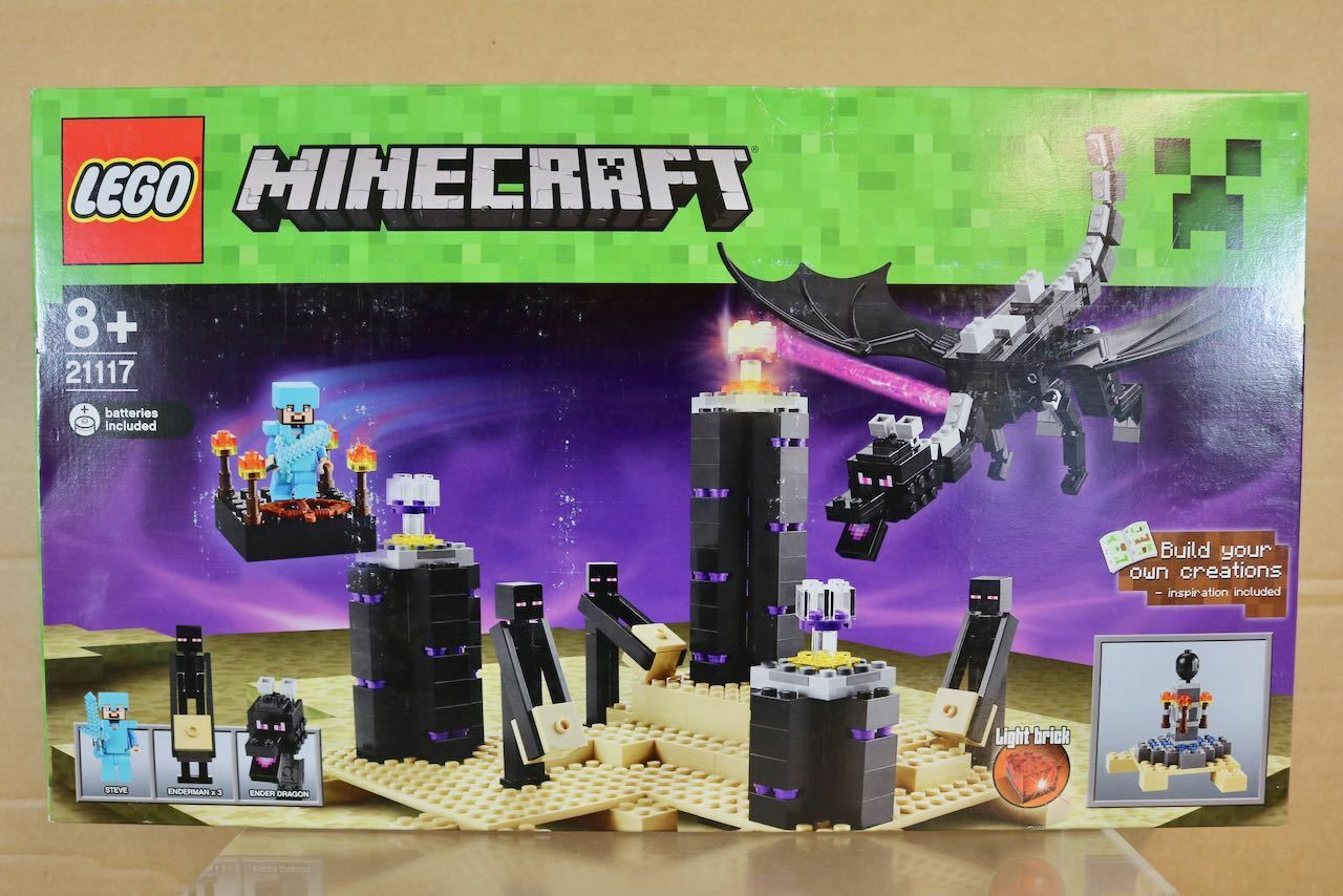 LEGO 21117 MINECRAFT The ENDER DRAGON SET SEALED nr