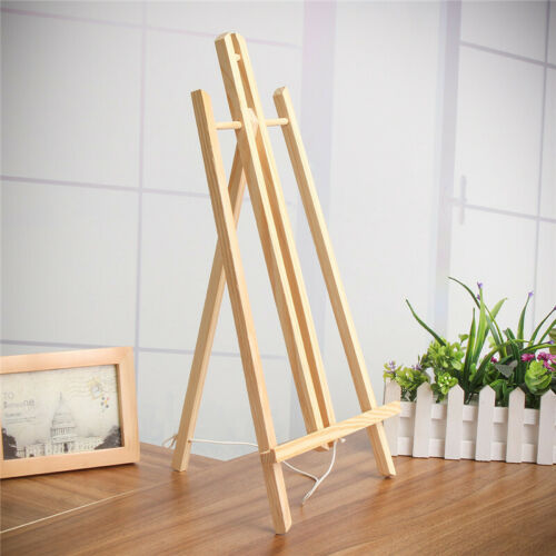 28x21cm Table Top Display Beech Wood Artist  Easel Painting Supplies Craft Tool