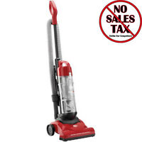 Best Bagless Vacuum Cleaner Small Lightweight Dirt Devil Upright Sweeper Red