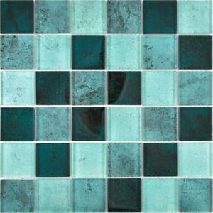 Crystal-Glasmosaik-petrol-Wand-Kueche-Dusche-Bad-Fliesenspiegel-88-0018-10Matten